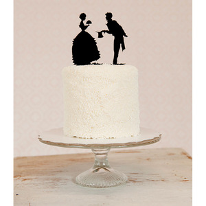 photo of 15 Favorite Handmade Wedding Cake Toppers