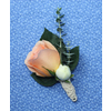 Diy-grooms-boutonniere-lace-wrapped-peach-rose.square