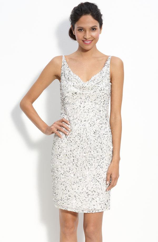 White Wedding Reception Dresses 79