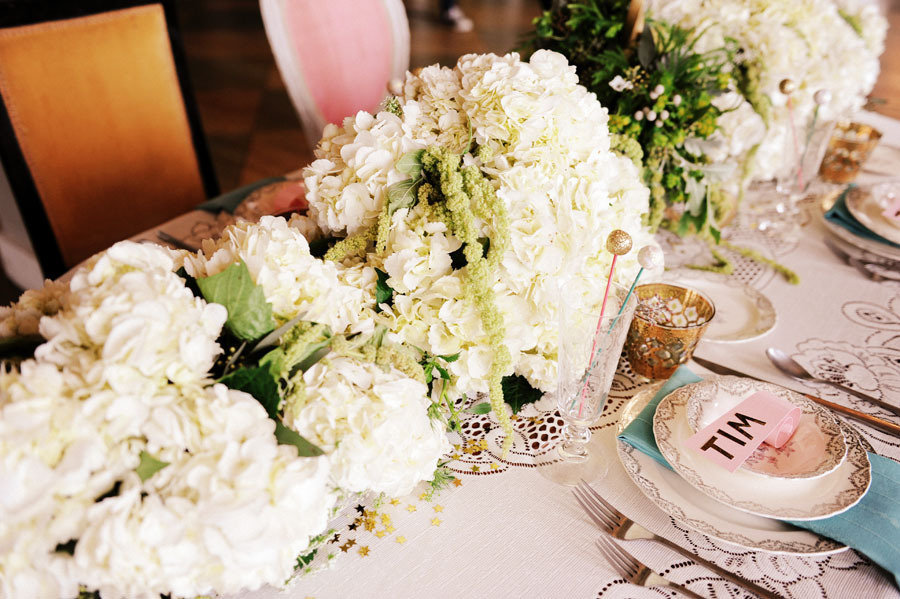Spring wedding flowers wedding reception centerpieces ivory green mightylinksfo