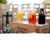 Signature-drinks-for-wedding-reception-outdoor-summer-wedding-sangria-three-ways.square