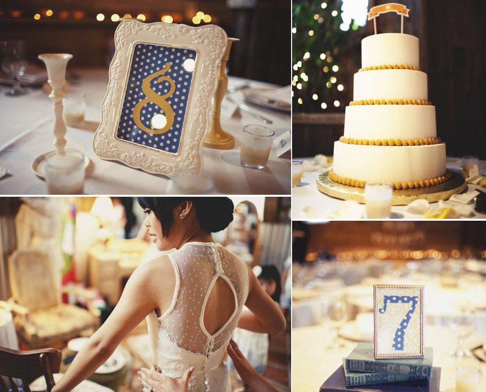 Polka-dot-wedding-inspiration-navy-yellow-wedding.full
