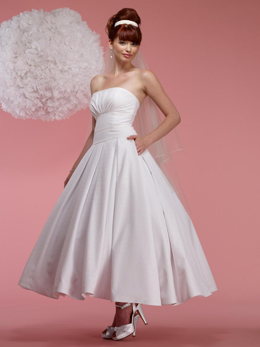 vintage inspired wedding dress 2012 bridal gowns steven
