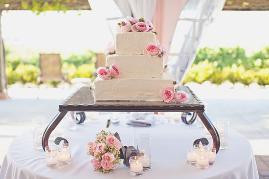 photo of romantic winery wedding outdoor wedding venues wedding cake bridal bouquet