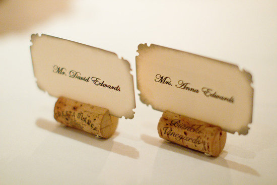 romantic winery wedding outdoor wedding venues escort cards