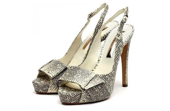 Funky-wedding-shoes-black-white-snakeskin.full