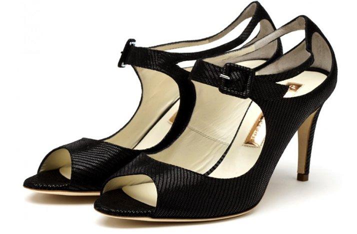 Splurge-worthy-wedding-shoes-black-snakeskin.full