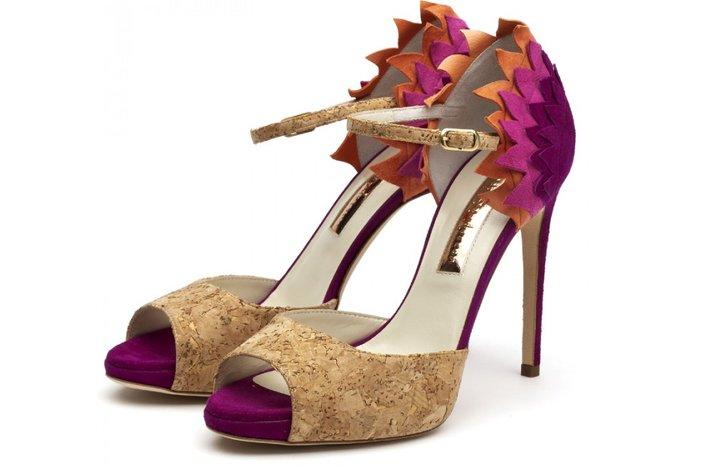 Funky-wedding-shoes-purple-orange-cork.full
