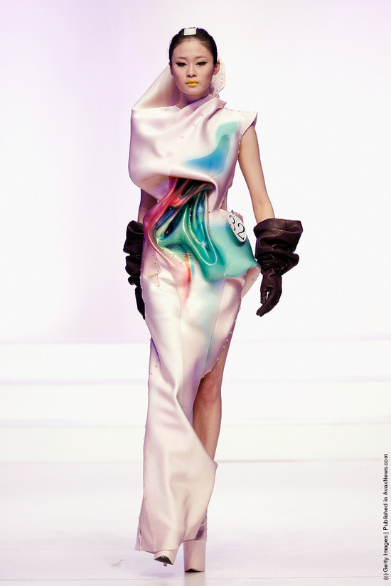 wedding dress inspiration from china fashion week 2012 3
