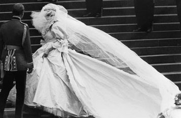 princess diana wedding 1981