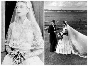 photo of royal vintage brides