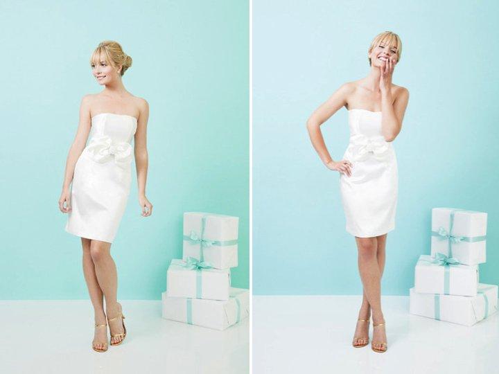 Elegant-little-white-wedding-dresses-for-reception-lwd-strapless-simple.full