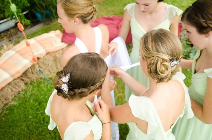 Romantic-outdoor-wedding-spring-wedding-inspiration-romantic-hairstyles-bridesmaids.full