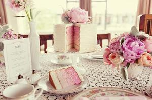 photo of Romantic Wedding Cakes