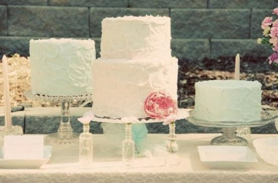 pretty romantic wedding cakes 3