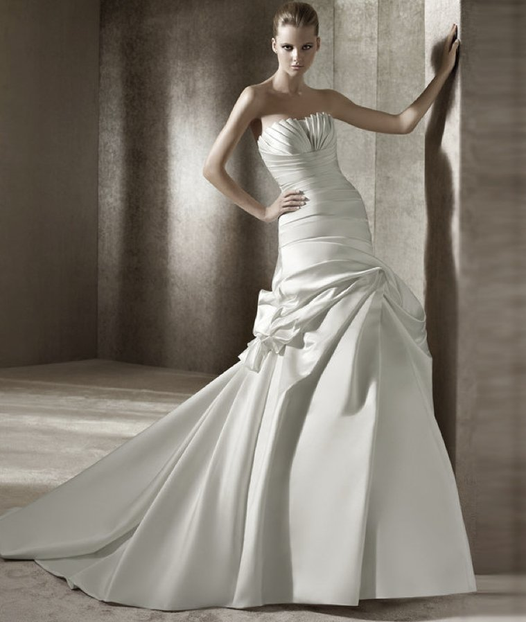 photo of Heavenly Wedding Dresses for Budget Brides