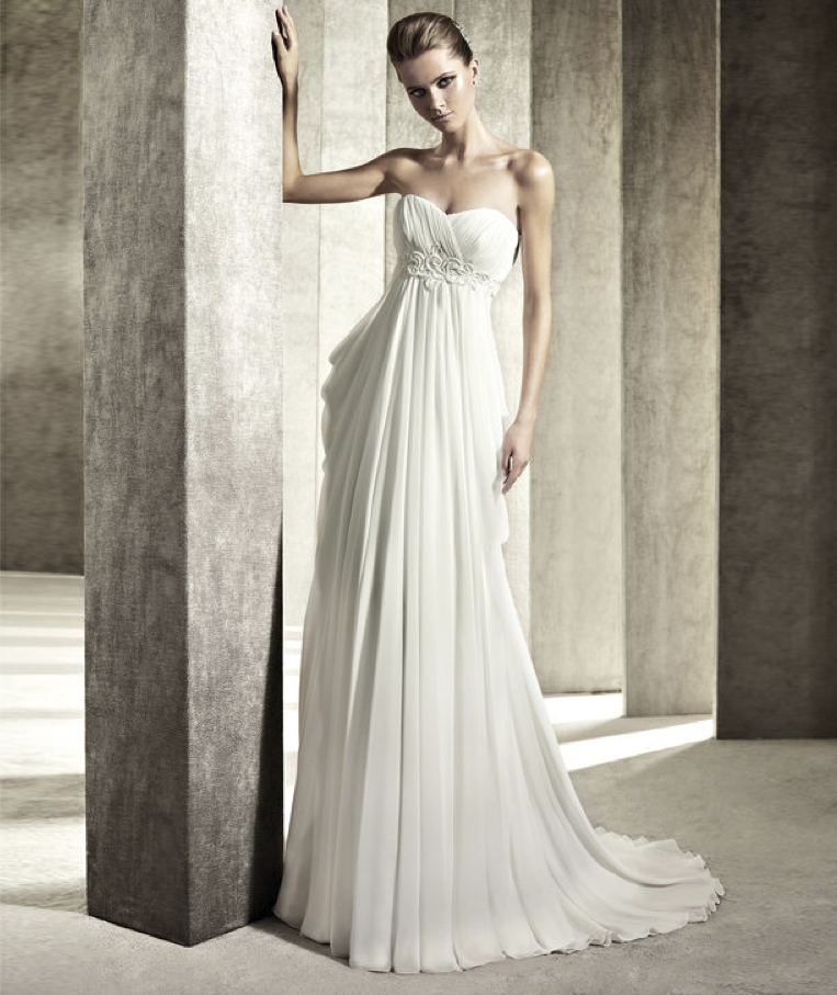 Wedding Dress For   In Jamaica : Wedding dress pronovias you collection affordable bridal gowns jamaica