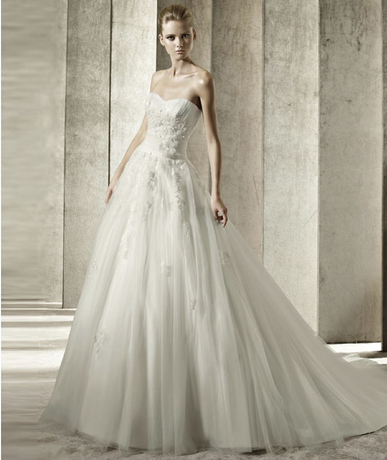 Wedding Dress Chicago Affordable : Wedding dress pronovias you collection affordable bridal gowns