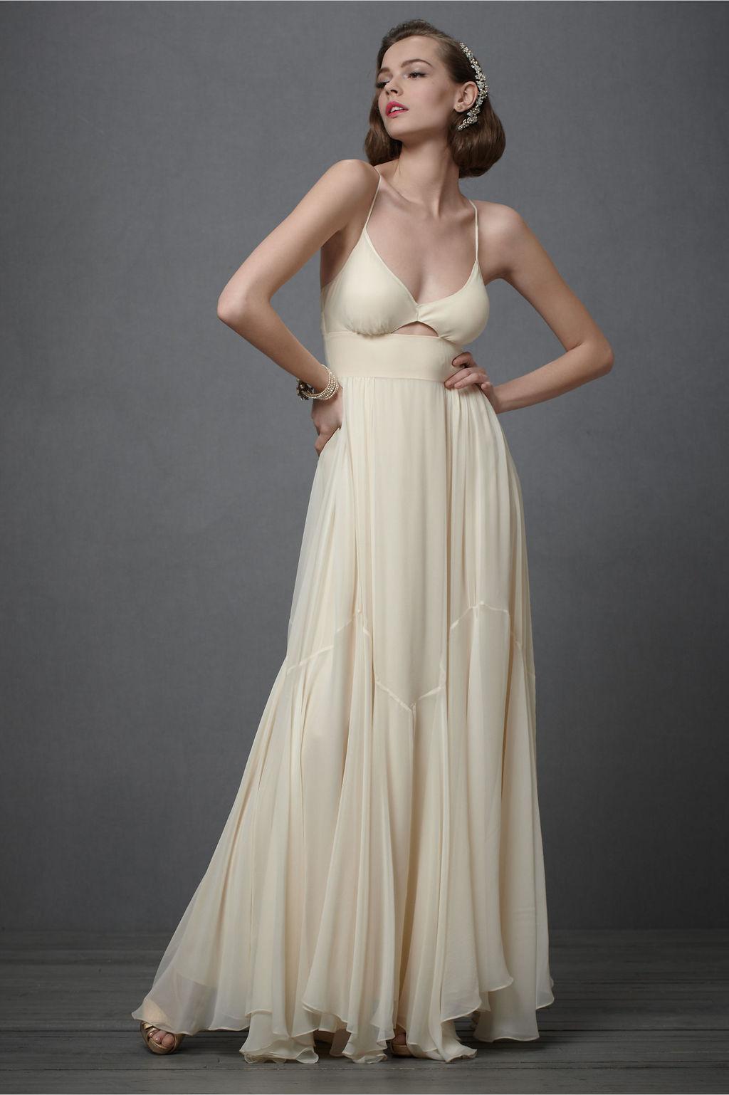 one shoulder lilac wedding dress bridal gowns by bhldn ivory wedding dresses