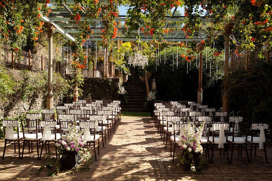 enchanted garden wedding venue | OneWed.com