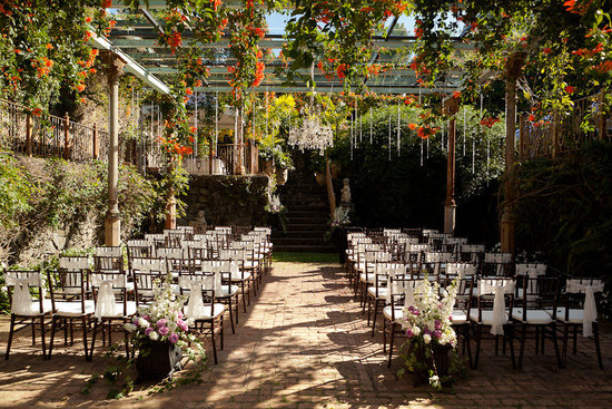 enchanted garden wedding venue