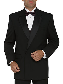 grooms formal wear double breasted tuxedo notch lapel