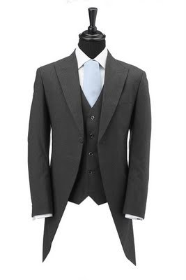 grooms attire guide to dressing morning suit jacket