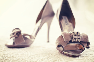 photo of Top wedding shoe trends for 2012