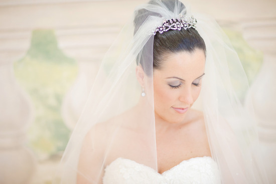 wedding updo high bridal bun