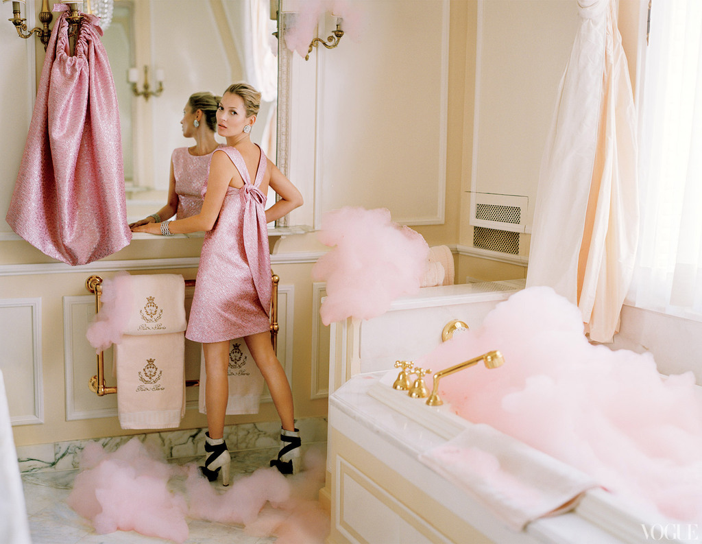 Dramatic-wedding-inspiration-kate-moss-elegant-ballroom-wedding-venue-little-pink-dress.full