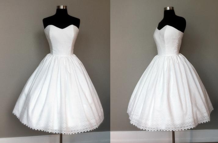 Wedding Reception Bridal Gowns 34