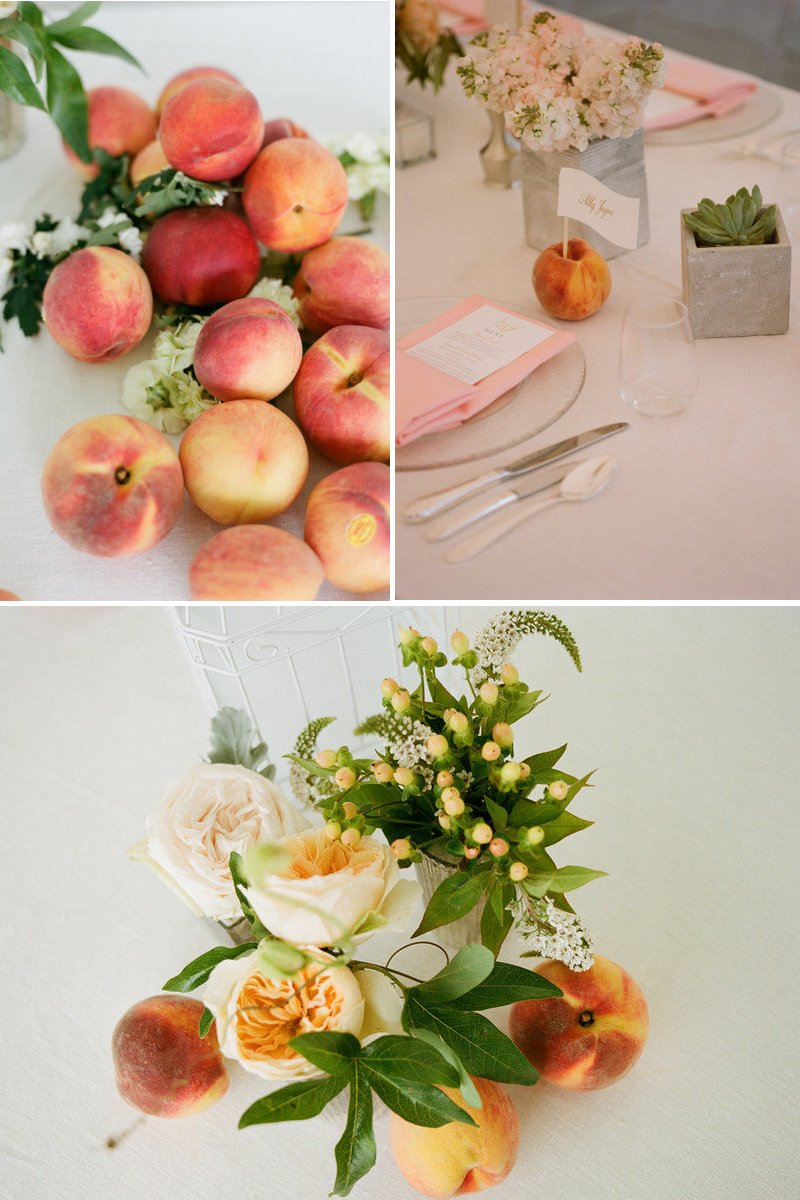 Peaches-for-wedding-reception-centerpieces-escort-card-holders-2.full
