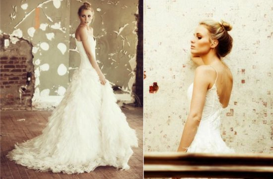 2012 wedding dress ballerina ballgown monique lhuillier