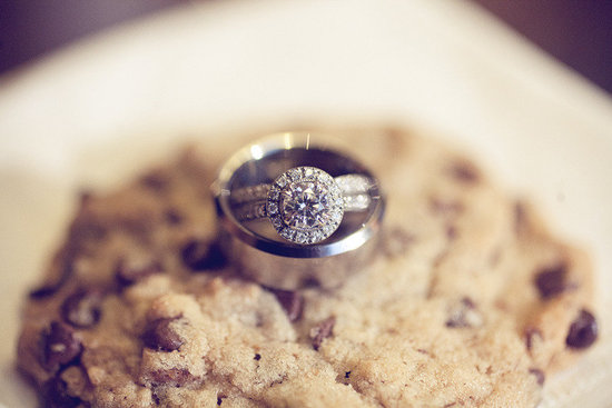 photo of A Bride-to-Be's Second Love: Her Engagement Ring