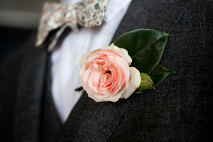 photo of Unique boutonniere ideas for stylish grooms