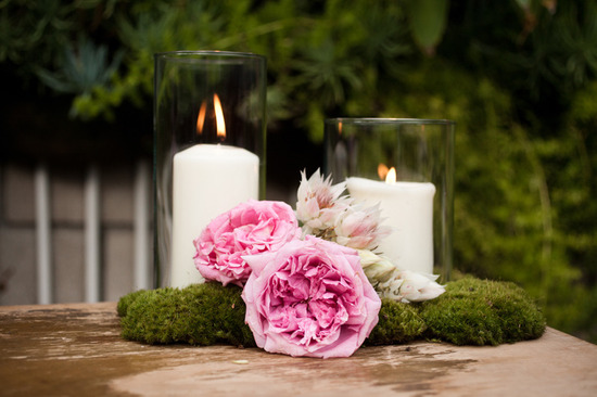 romantic outdoor wedding pink peony wedding flowers