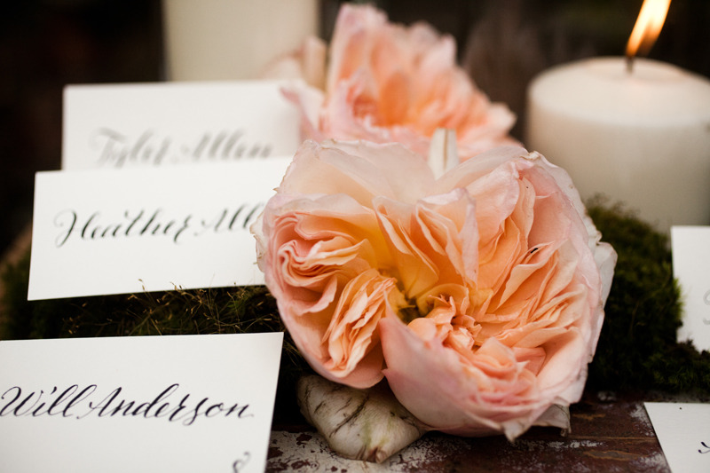 Romantic-wedding-reception-escort-card-display.original