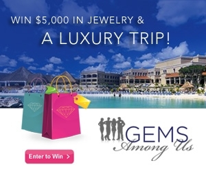 photo of gems among us contest giveaway