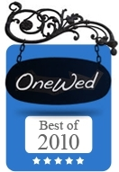 photo of Best of 2010 wedding vendor award