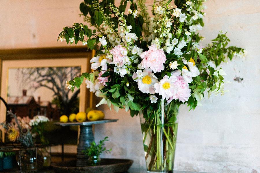 Wildflower-wedding-reception-centerpiece-green-ivory-yellow-pink.full