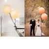 Romantic-wedding-ideas-balloon-decor-peach-black-lace.square