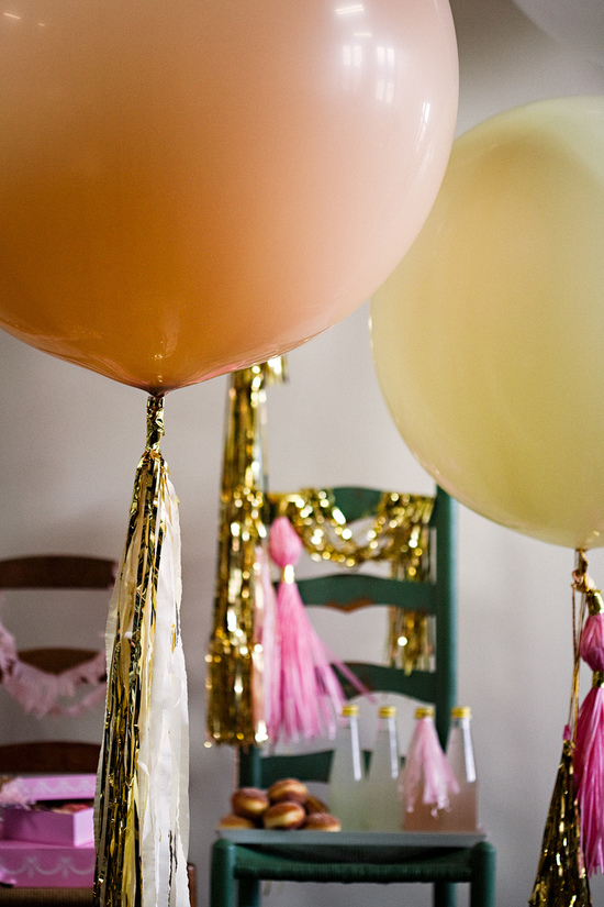 float away with balloon wedding inspiration