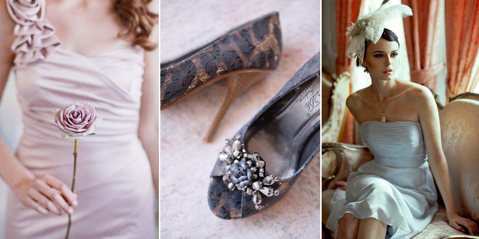 Ruche-one-shoulder-bridesmaid-dress-peep-toe-wedding-shoes-feather-fascinator.full