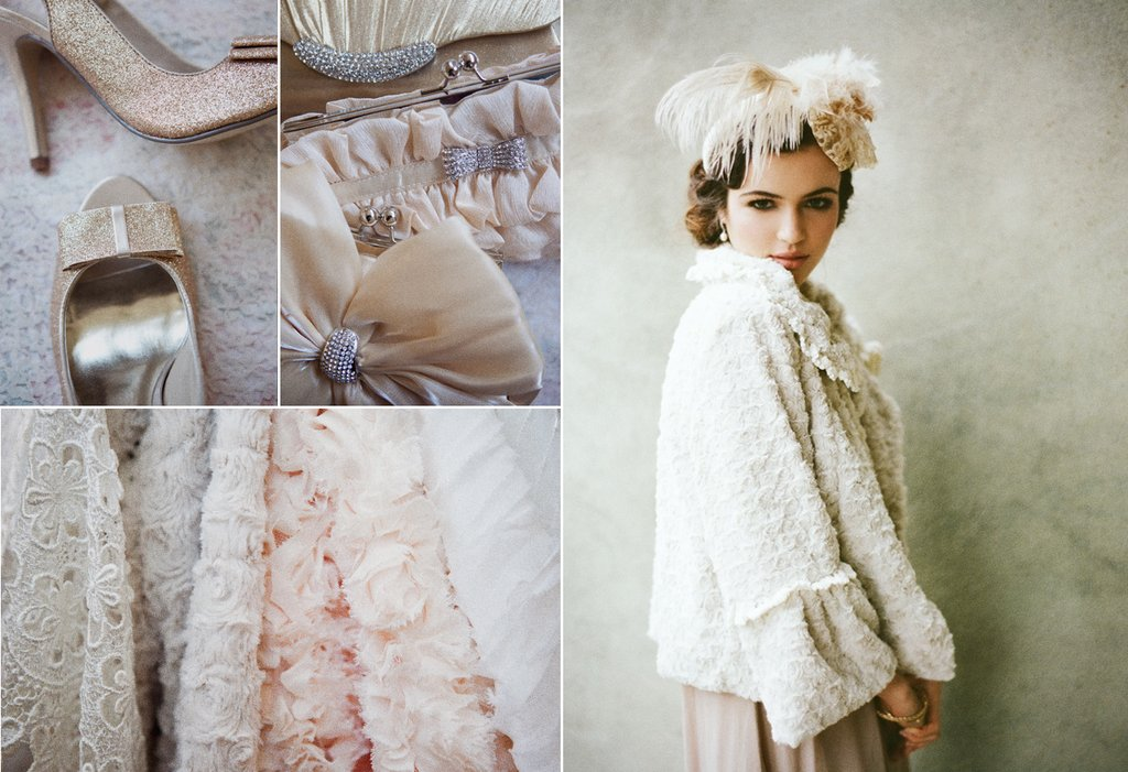 Vintage-inspired-wedding-accessories-fur-bridal-cape-sparkly-wedding-shoes.full