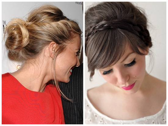 photo of Favorite Hairstyles for Romantic Vintage Brides
