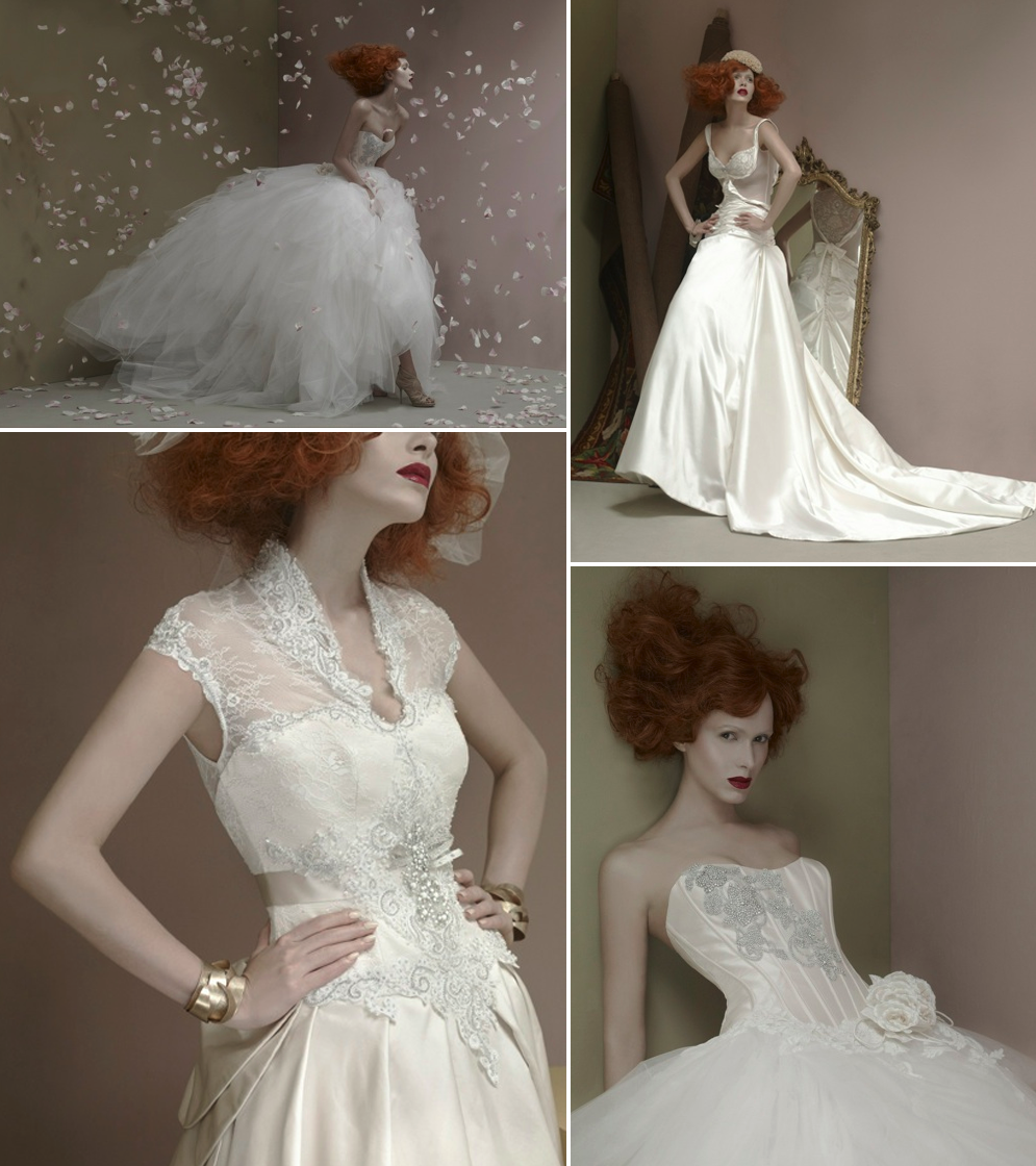 2012 Wedding Dresses St Pucchi Couture Ballgowns Slinky