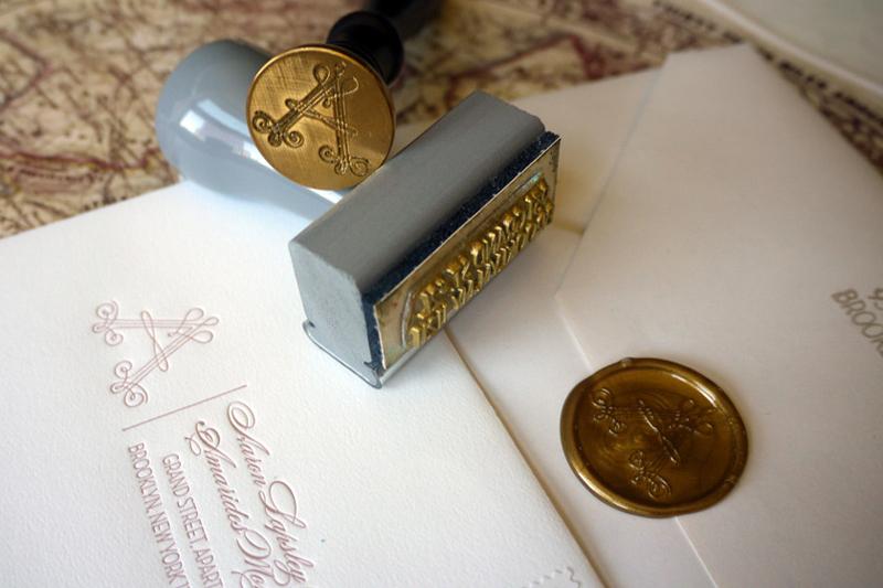 Elegant-vintage-inspired-wedding-invitation-ivory-gold-blush-pink-letterpress-3.full