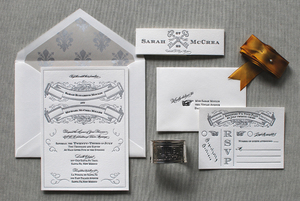 photo of Find Your Vintage Wedding Stationery Style!