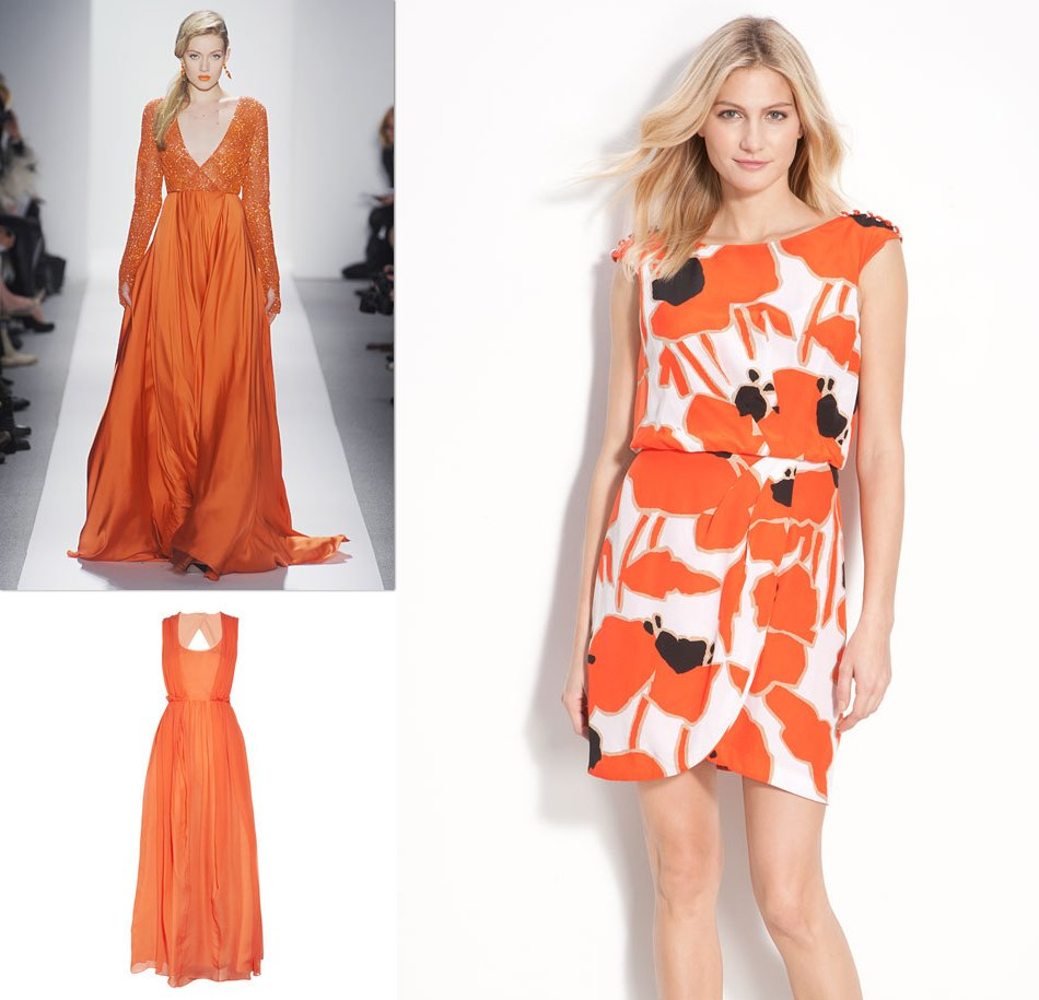 Orange-bridesmaids-dresses-fashion-week-2012-wedding-inspiration.full