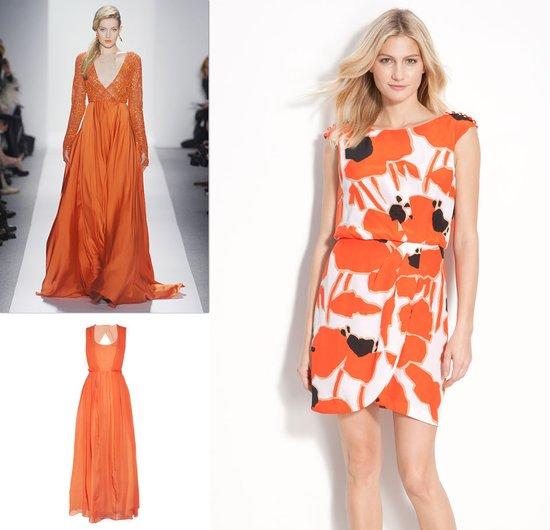 photo of poppy printed dress